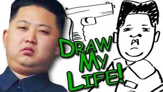 getlinkyoutube.com-DRAW MY LIFE - Kim Jong-un