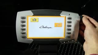 Challenger MT - TMC Display - Operations