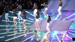 getlinkyoutube.com-140815 SM TOWN Girls' Generation - Gee + Can't take my eyes off you