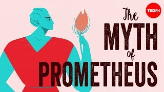 The myth of Prometheus - Iseult Gillespie width=