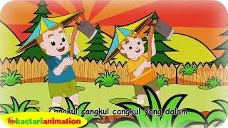 getlinkyoutube.com-MENANAM JAGUNG dan lagu lainnya | Lagu Anak Indonesia | Kastari Animation Official