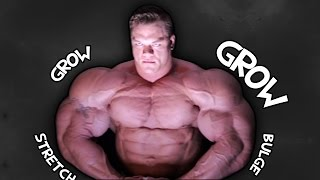 getlinkyoutube.com-New year, new videos coming up! Muscle growth wont stop!
