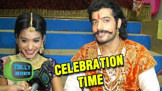 getlinkyoutube.com-Maharana Pratap Ajabde Talks About Their Journey Of 400 Episodes | Interview