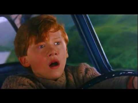 Funny Weasley Scene #61 | &quot;I think we found the train&quot;