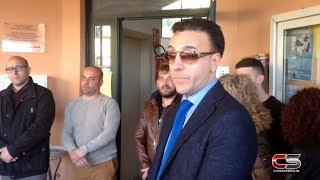 Daniele Manganaro a Piraino nel discorso per Tiziano Granata - www.canalesicilia.it
