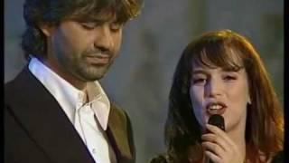 getlinkyoutube.com-... Andrea Bocelli   Judy Weiss  -  Vivo Per Lei