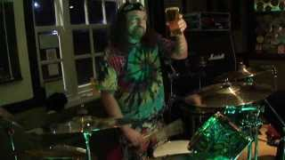 Who Do You Love And An Effin' Brilliant Drum Solo...JUICY LUCY
