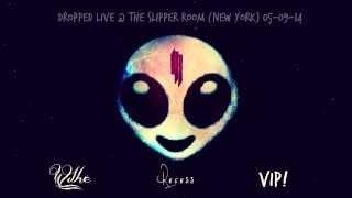 getlinkyoutube.com-Skrillex & JumoDaddy - Recess VIP (Wilke Mashup) (Black Horse Drop)