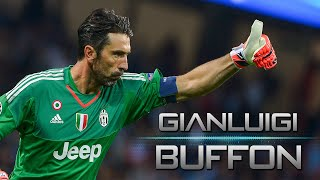 getlinkyoutube.com-Gianluigi Buffon | Il Capitano | Parate Spettacolari | 2015 HD