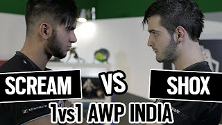 getlinkyoutube.com-SHOX vs SCREAM 1vs1 AWP INDIA #CSGO [ENGLISH SUB]