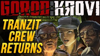getlinkyoutube.com-Tranzit Crew Returns in Gorod Krovi Easter Egg Cipher | Tranzit Crew Blood Vials | Zombies Storyline