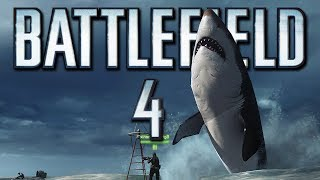 getlinkyoutube.com-Battlefield 4 Funny Moments - MEGALODON, Recon Hunters, Farts, MLG Pilots, Dat Backflip Though!