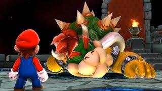 Super Mario Galaxy 2 Walkthrough - Part 12 - Bowser's Lava Lair