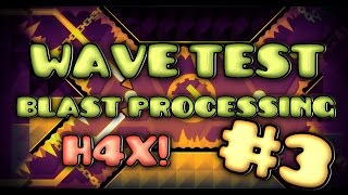 getlinkyoutube.com-Geometry Dash [1.9] - Wave Test #3 (Blast Processing - With Hacks)