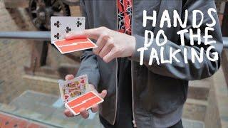 getlinkyoutube.com-HANDS DO THE TALKING | Cardistry | Scott Black | 2016