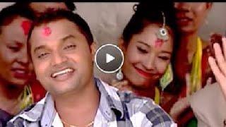getlinkyoutube.com-Pashupati Sharma - Comedy Lok dohori Song
