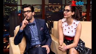 getlinkyoutube.com-Sonam Kapoor & Fawad Khan - ETC Bollywood Business - Komal Nahta
