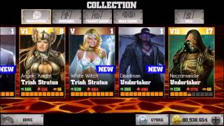 getlinkyoutube.com-WWE Immortals/Injustice Unlimited Stamina Glitch!