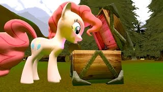 getlinkyoutube.com-Cursed Pony Magic: Pinkie Pie