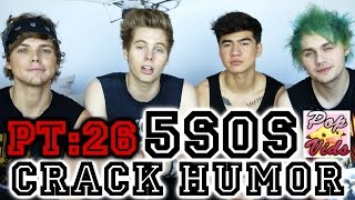 getlinkyoutube.com-5 Seconds of Summer 5SOS Funny Moments Crack Humor Pt:26