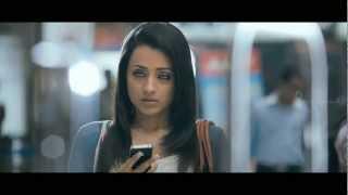 Samar Tamil Movie Scenes | Trisha Helps Vishal At Airport | Vishal | Trisha | Yuvan Shankar Raja