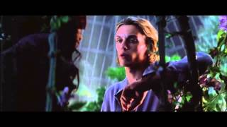 getlinkyoutube.com-The Mortal Instruments : City of Bones - Greenhouse scene (Kiss Jace and Clary)