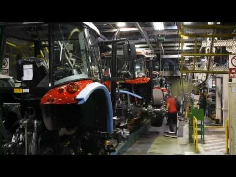 Massey Ferguson Factory Video 2011