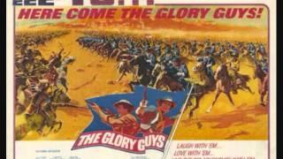 "getlinkyoutube.com-Riz Ortolani - ""Warpaint and Feathers"" from THE GLORY GUYS (1965)"