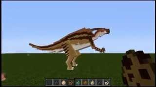 getlinkyoutube.com-Minecraft Jurassicraft 2.0!!!/ Nuevos dinosaurios!