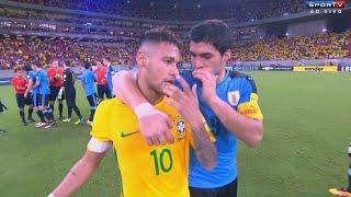 getlinkyoutube.com-Neymar vs Uruguay (Home) 15-16 HD 720p (25/03/2016)