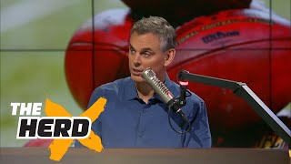 getlinkyoutube.com-Colin argues that J.J. Watt is already a Hall of Famer | THE HERD