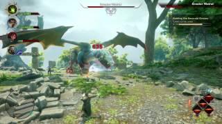 getlinkyoutube.com-Dragon Age™: Inquisition - Nightmare Assassin Archer + Build!