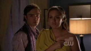 getlinkyoutube.com-Gossip Girl 2x03 Blair gets Caught with Chuck