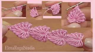 getlinkyoutube.com-Crochet Mini Hearts String Tutorial 112