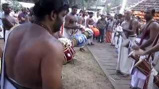 getlinkyoutube.com-Manjapra Panchavadyam 2015 ( Thipuda )