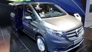 getlinkyoutube.com-2015, Mercedes-Benz Vito 116 CDI Tourer PRO