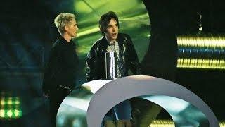 getlinkyoutube.com-#Roxette - The Centre Of The Heart (NRJ Awards, 2001)