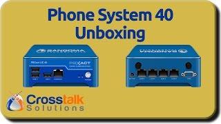 FreePBX Phone System 40