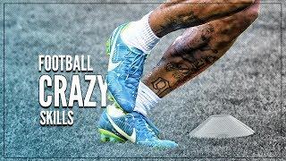 Crazy Unbelievable Football skills 2017 |HD