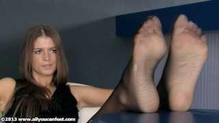 Agnes - Nylon and Bare Soles