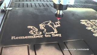 1325 cnc router, V bit carving, China cnc router,