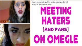 getlinkyoutube.com-MEETING HATERS ON OMEGLE!