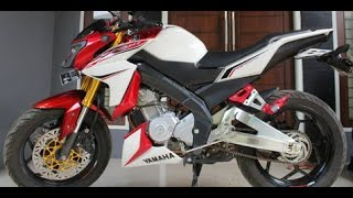 getlinkyoutube.com-Motor Trend Modifikasi | Video Modifikasi Motor Yamaha New Vixion Lightning Velg Racing Terbaru