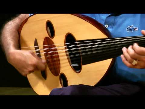 Maqam Kurd Improvisation by Bassam Bishara