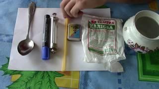 Как сделать мощные туристические спички / How to Make Waterproof Matches
