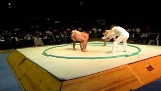 getlinkyoutube.com-adam okruashvili (GEO) VS ITALY  sumo europian championships  BULGARIA 2011