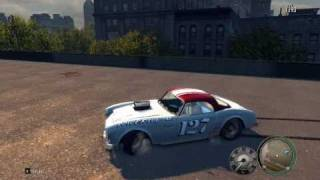 getlinkyoutube.com-Mafia 2 secret car (over 140 mph!!)