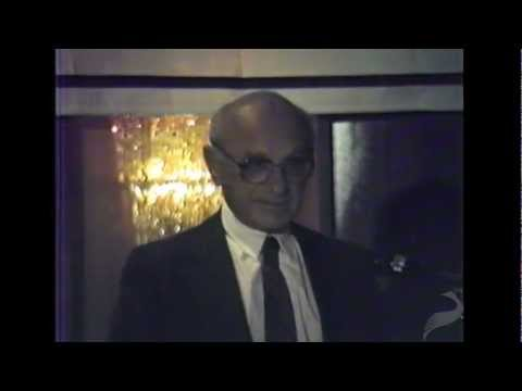 Milton Friedman: The Future of Freedom