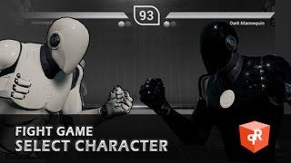 getlinkyoutube.com-Unreal Engine 4: Create Fight Games UPGRATE
