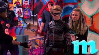 Watch an EXCLUSIVE Clip From Nickelodeon's 'Henry Danger'